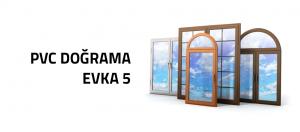Evka 5 Pvc Doğrama